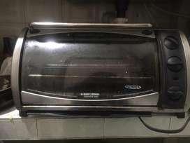 Se vende horno tostador y asador