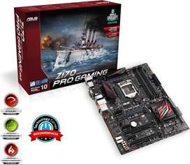 Combo Gaming Asus Z170 Pro Gaming Core I5-6500 3.2ghz
