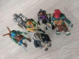 Colección Tortugas Ninja
