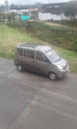 Camioneta vanpass