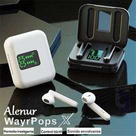 Audífonos Bluetooth WayrPops
