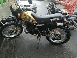 Yamaha dt dorada