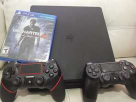 PLAY 4 SLIM Ps4 slim