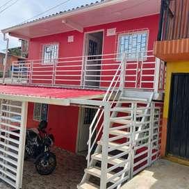 Venta de casa en Belalcazar segundo piso