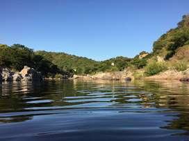 Punta Serrana - Terreno con costa al río - Córdoba