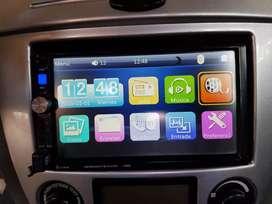Vendo Radio Doble Din Bluetooth
