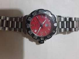 Vendo o cambio Reloj TAG HEUER Formula