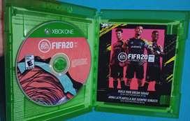 Videojuego FIFA 20 para XBOX ONE