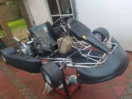 Karting M101 asfalto 110cc