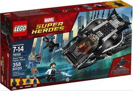 Lego Super Heroes Black Panter
