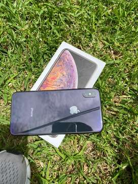 Hermoso iphone xs max de 256 gb