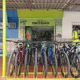 Alquiler y venta de repuesto bicicletas