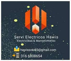 Serví Eléctricos Hawis