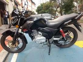 Suzuki gsx125. 2020