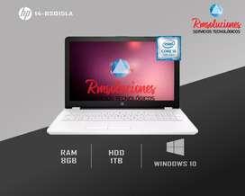 Laptop Hp 14bs015la Intel Core I5