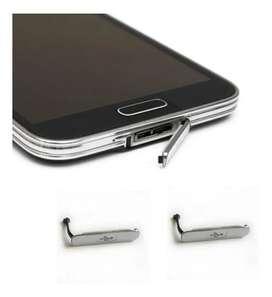 Cobertor Puerto De Carga Usb Para Samsung Galaxy S5 Impormel