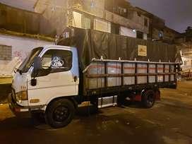 Vendo camión hyundai hd72 año 2012 full