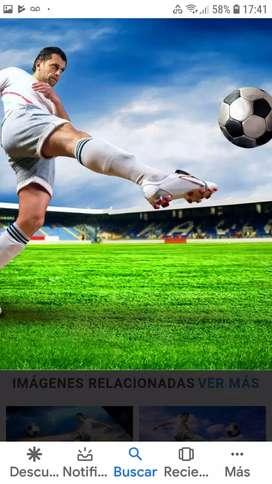 vendo cancha fútbol5