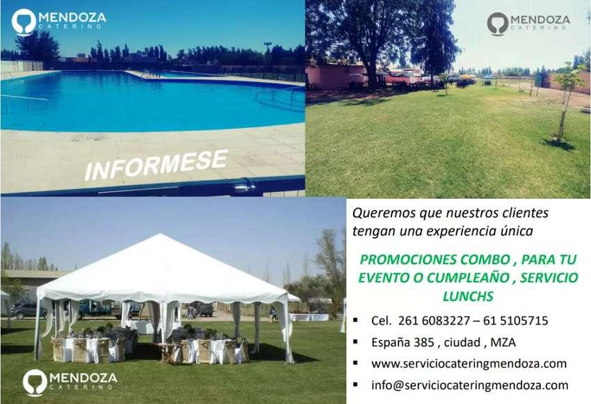 Servicio de catering y organización de eventos 0
