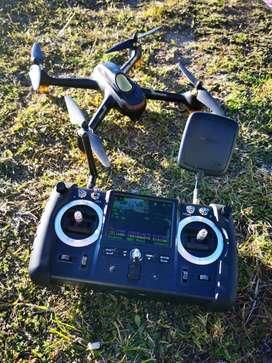 Drone Hubsan H501s X4 Pro 5.8g Fpv Brush