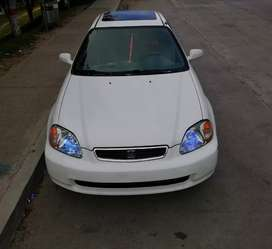 Vendo honda civic lx 1998