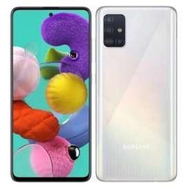Se vende Samsung galaxy A51 128GB