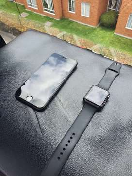 Iphone 7 Y Apple Whatch