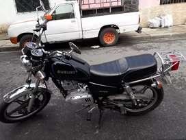 Suzuki gn125 h 2019