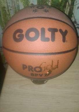 Balón de Baloncesto Golty Pro Gold #7 Original