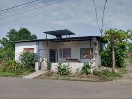 Casa tipo villa esquinera de 200m²