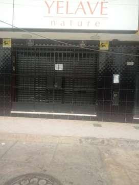 Alquiler Local Comercial Av Cesar Vallejo – Los Olivos
