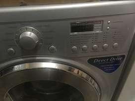 Lavadora con secado 12kg