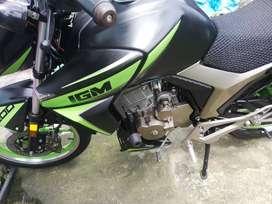 Moto igm wind 200