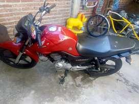Honda titán new. 2017