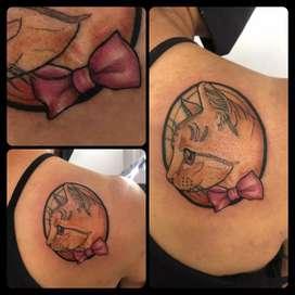 Tatuajes, tattoo tatuador