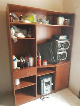 ¡GANGAZO! Vendo Mueble de Star TV en Madecor