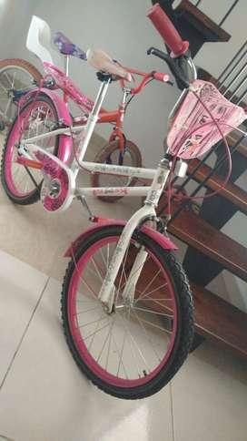 Vendo bicicleta Barby