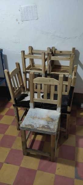 tauretes (sillas)