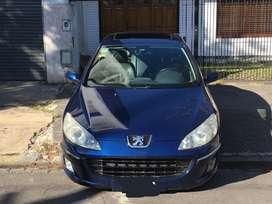 Peugeot 407 ST Sport 2.2 Tiptronic