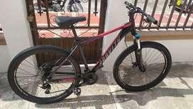 Bicicleta Rali 27.5 Talla 18