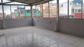 Bodega 3 piso para Academias, Gimnasio, odontología, eventos,
