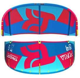 Kite Takoon Furia 11m 2016 Nuevo con Bar