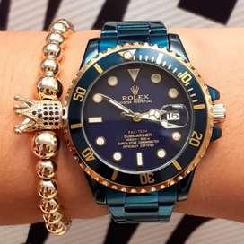 Reloj para mujer azul