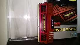 MEMORIA RAM ddr3 pc Corsair vengeance 8 gb 1866 mhz oc a