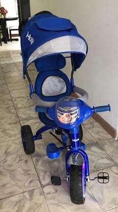 Triciclo mobilu