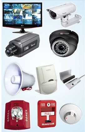 Servicio de Seguridad Electtonica   los precios varian segun la necesidad del cliente