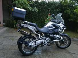 MOTO BMW R1200 GS AÑO 2010 FULL