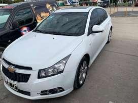 Chevrolet Cruze LTZ automatico, impecable y al dia