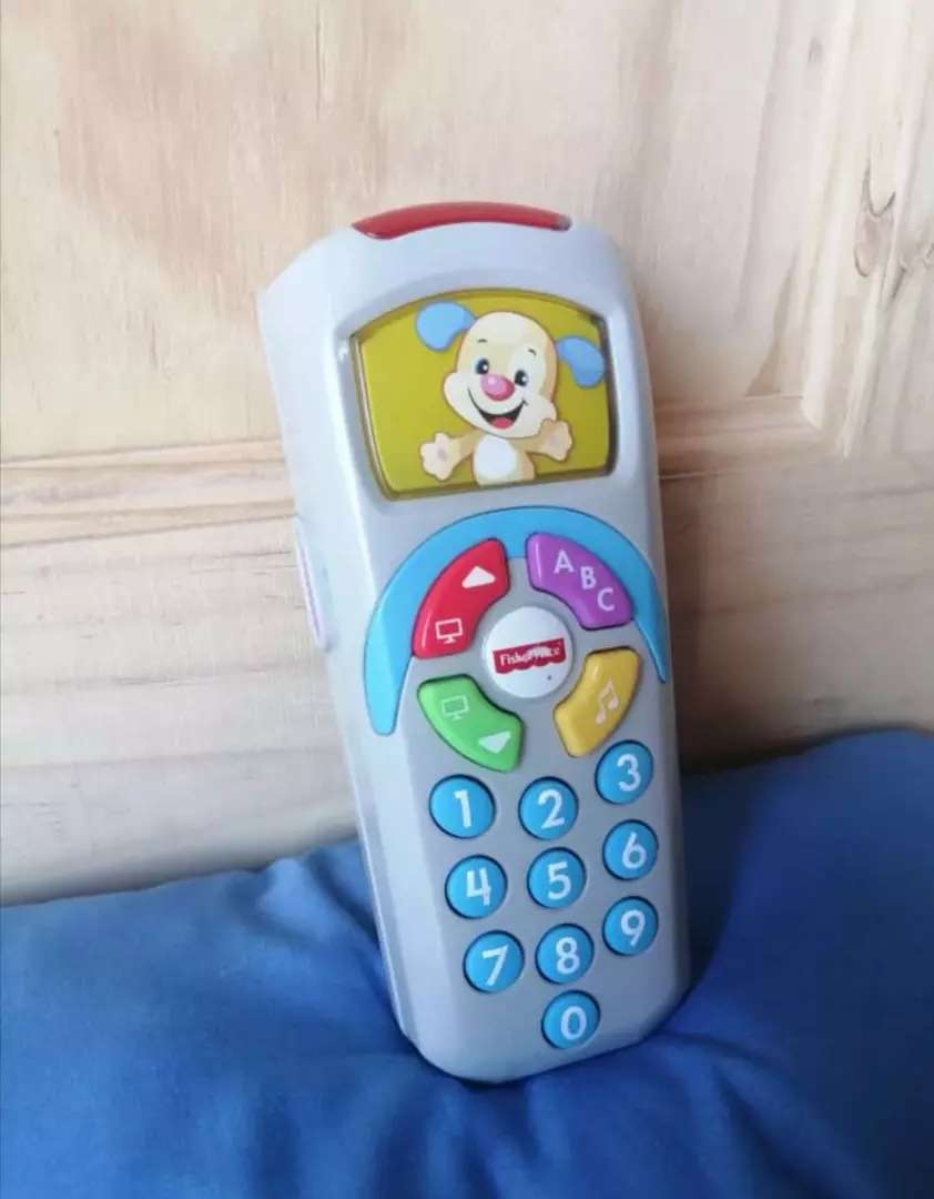 Control fisher price 0
