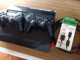 PLAYSTATION 3 - COMPLETO